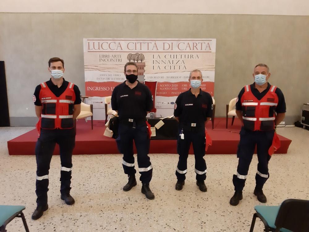 Lucca Città di Carta 2020