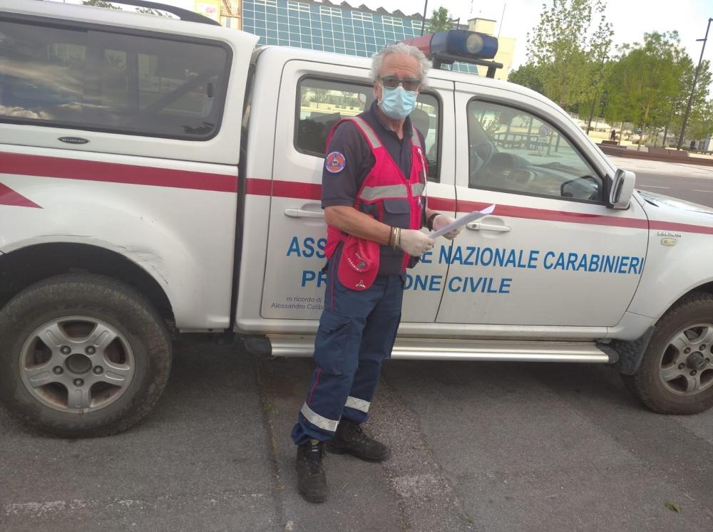 Capannori, servizio consegna mascherine spesa e medicinali