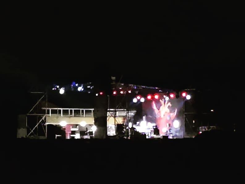 ANC Lucca In servizio al concerto di Piero Pelù a Capannori