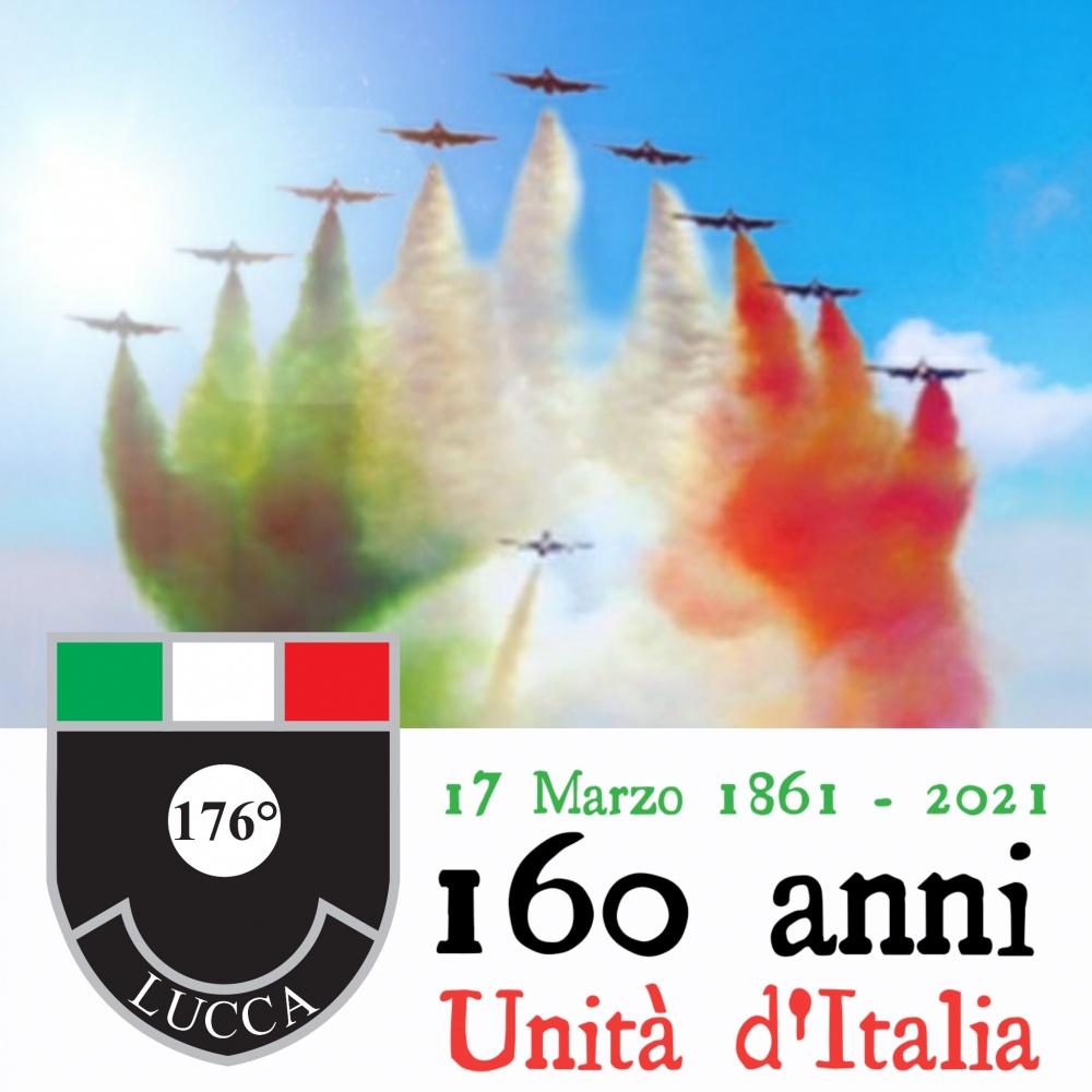 160 anni dell'Unità d'Italia