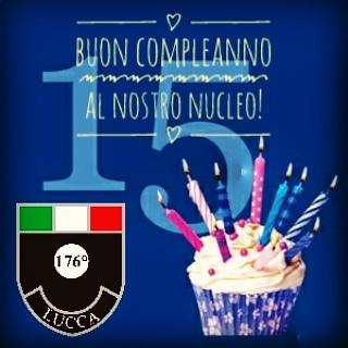 Buon compleanno al nostro Nucleo