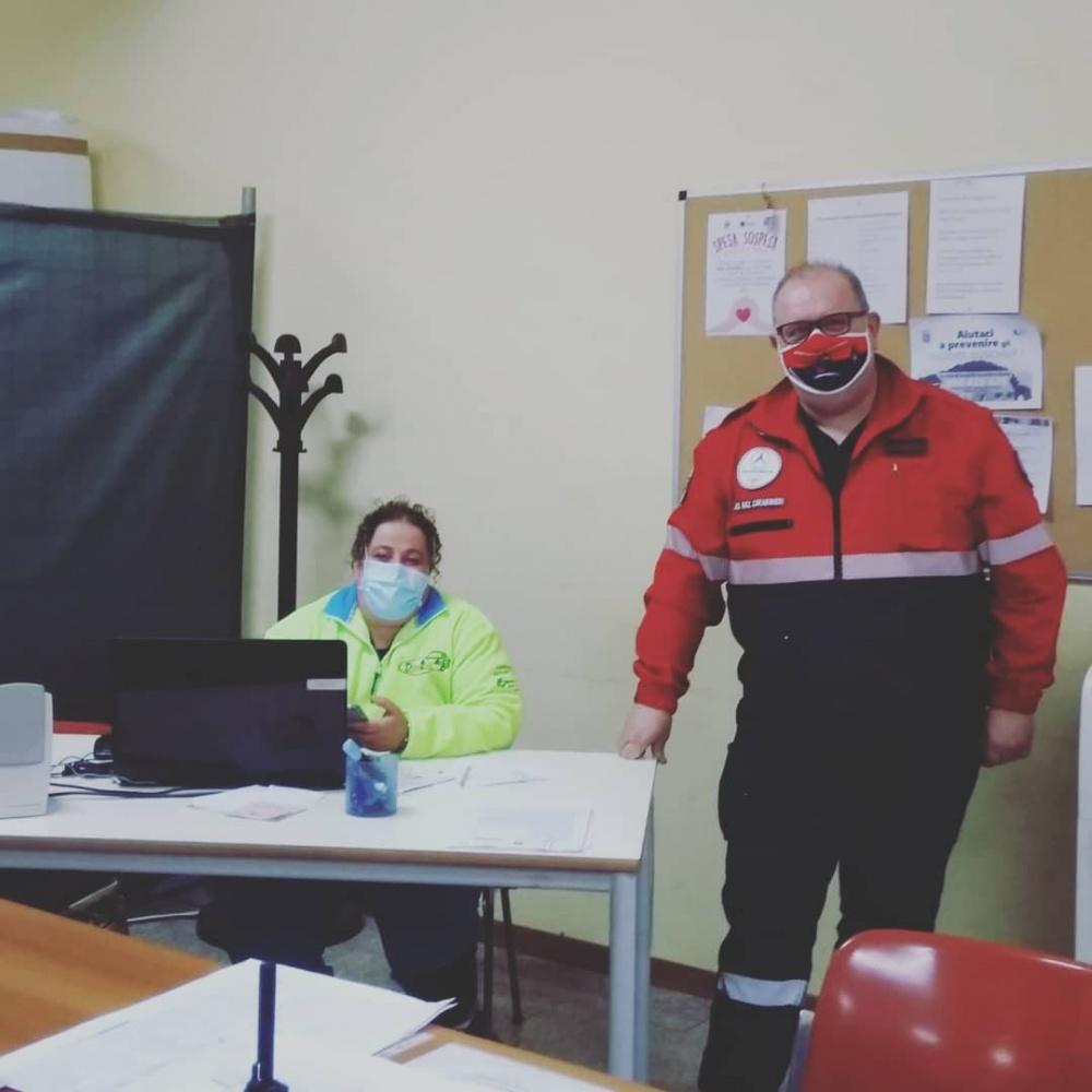 Capannori, Centro Operativo Comunale di Protezione Civile