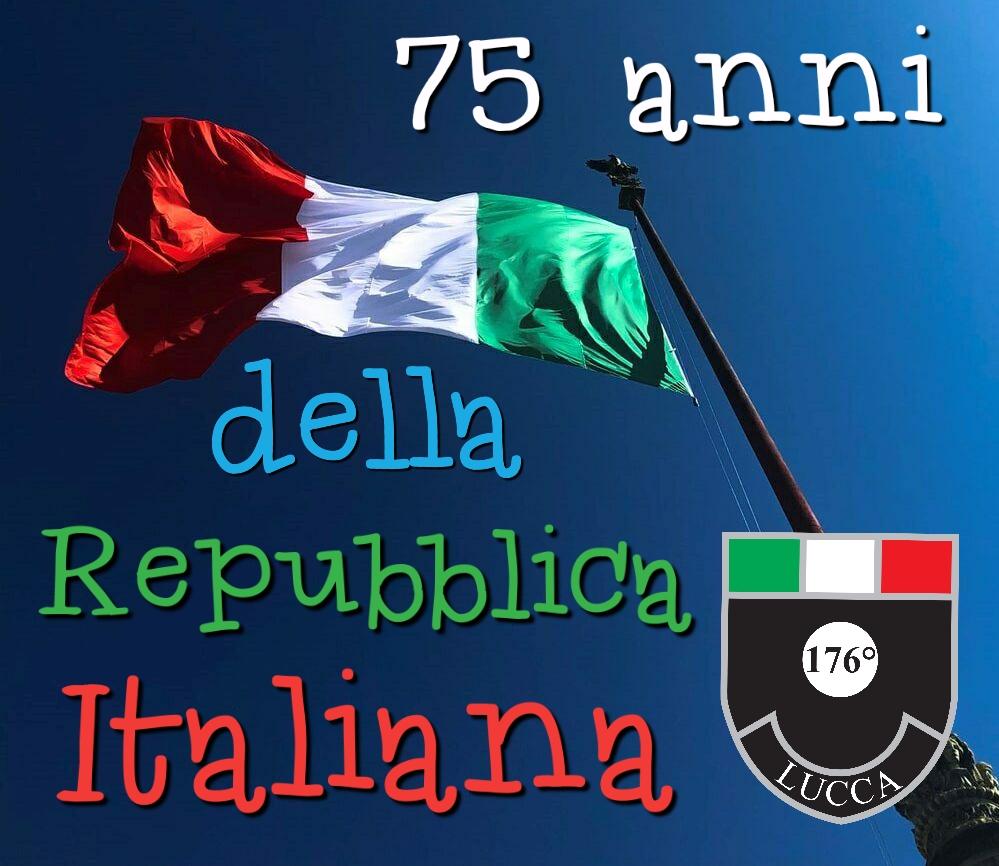 Bandiera italiana festa della repubblica