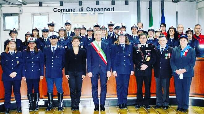 154° anniversario della Fondazione del Corpo della Polizia Municipale di Capannori