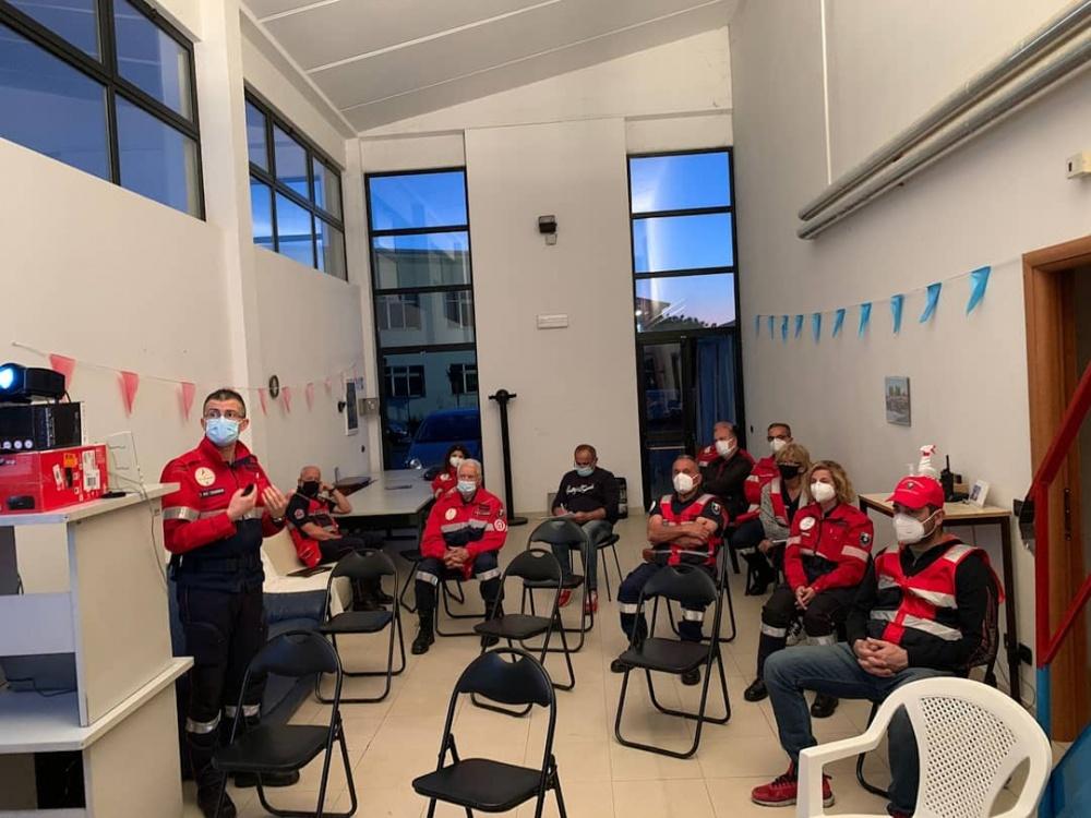 Aula di formazione anc-pc Lucca