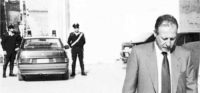 Il ricordo di Borsellino e della sua scorta