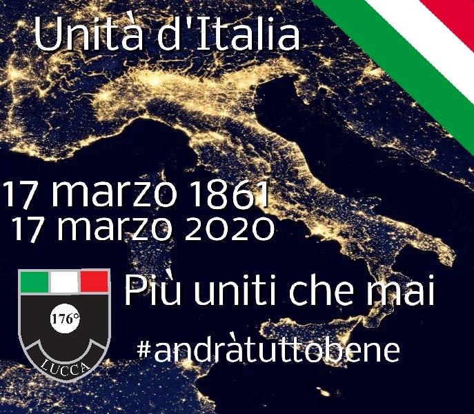 17 marzo 2020 - Festa dell'Unità di Italia