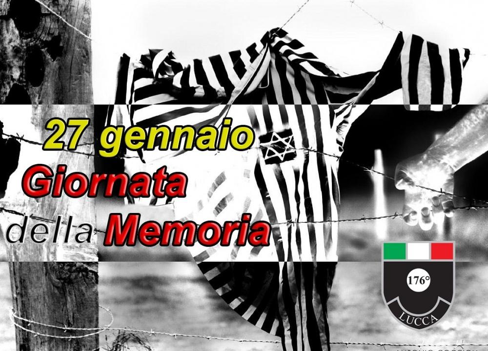ANC-PC LUCCA x la giornata della memoria