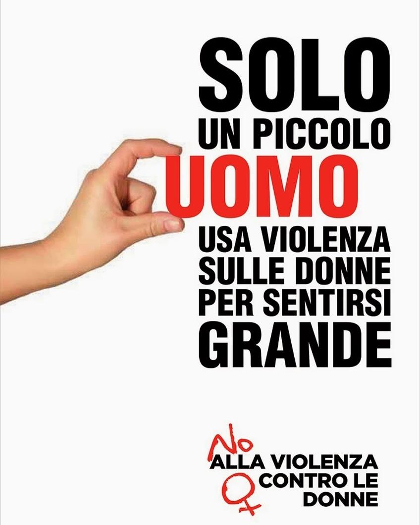 25 novembre - Giornata internazionale contro la violenza sulle donne