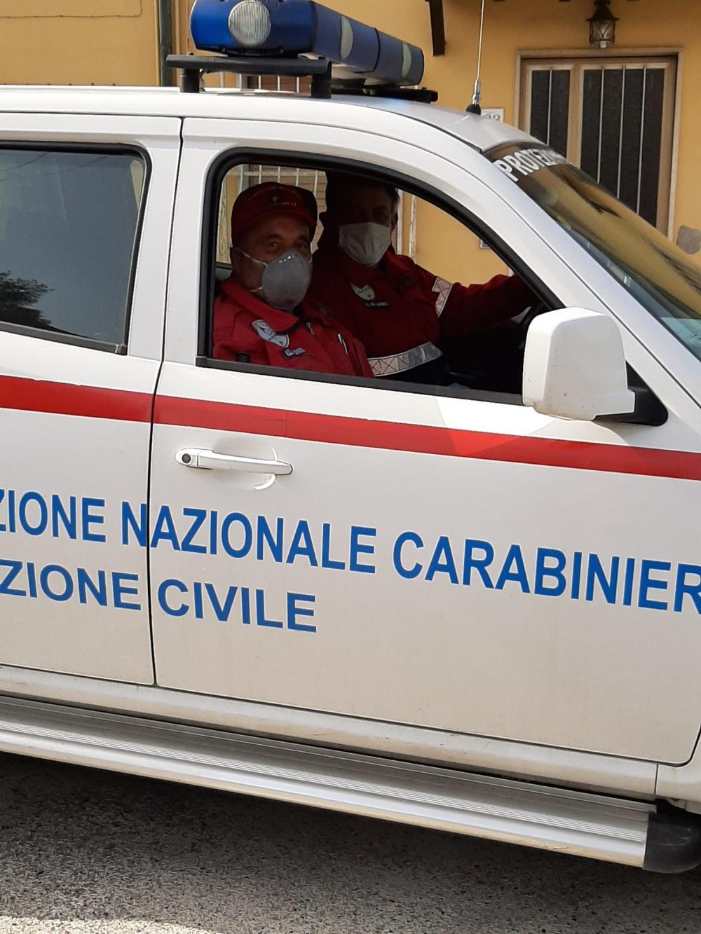 Capannori, Servizio perlustrazione delle strade in periodo emergenza Covid