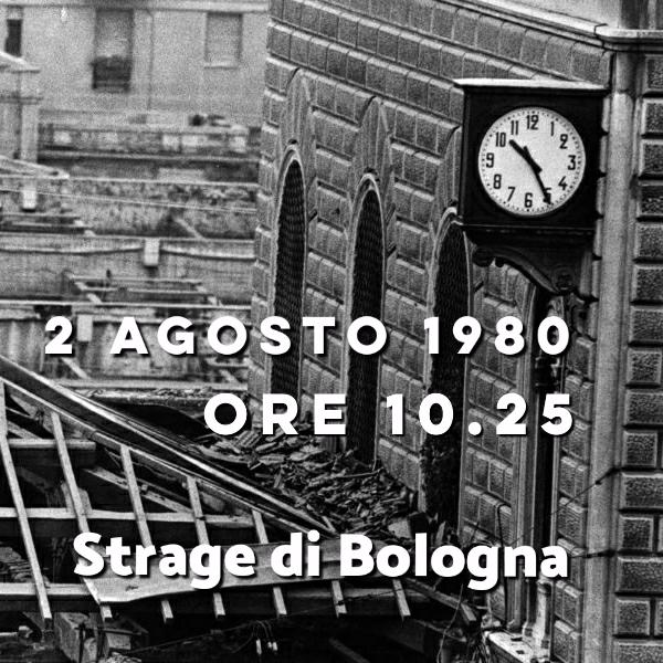 40 anni dalla Strage di Bologna