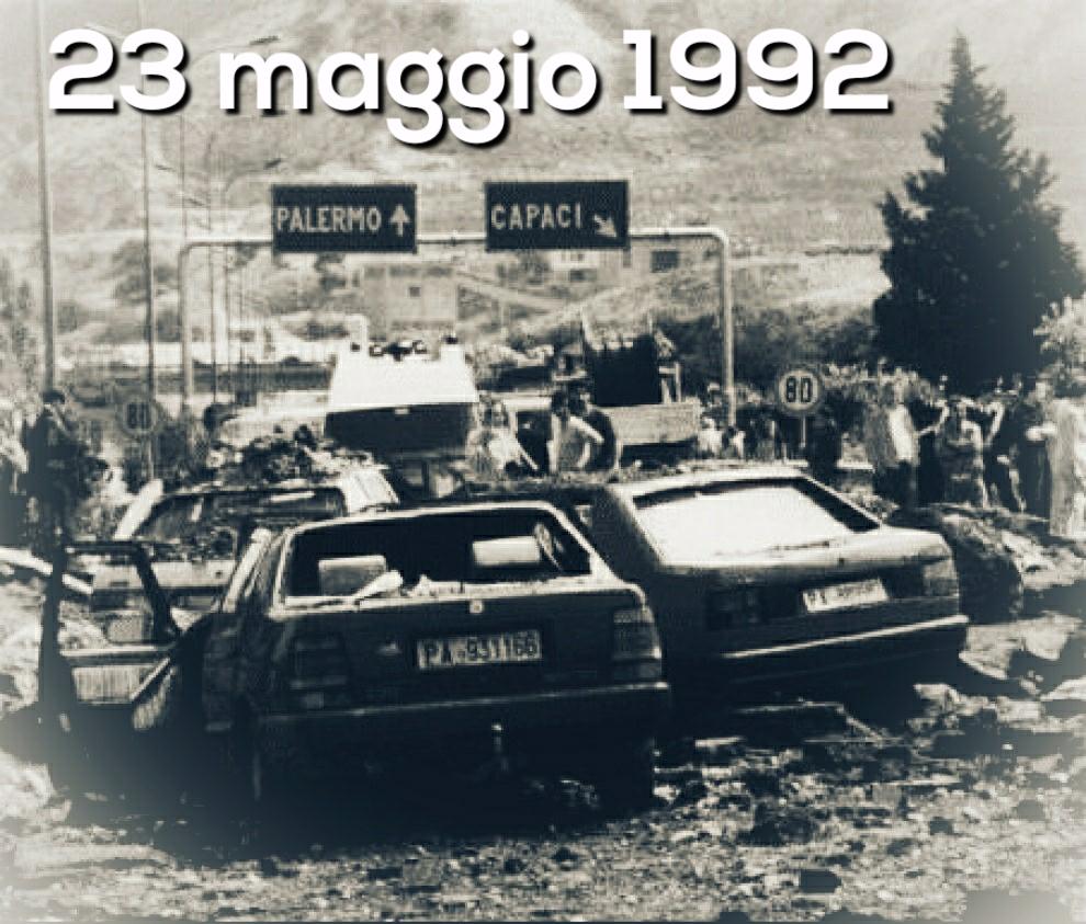 23 maggio 1992 - Strage di Capaci